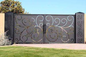 emergency gate repair