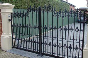 electric gate repair near me