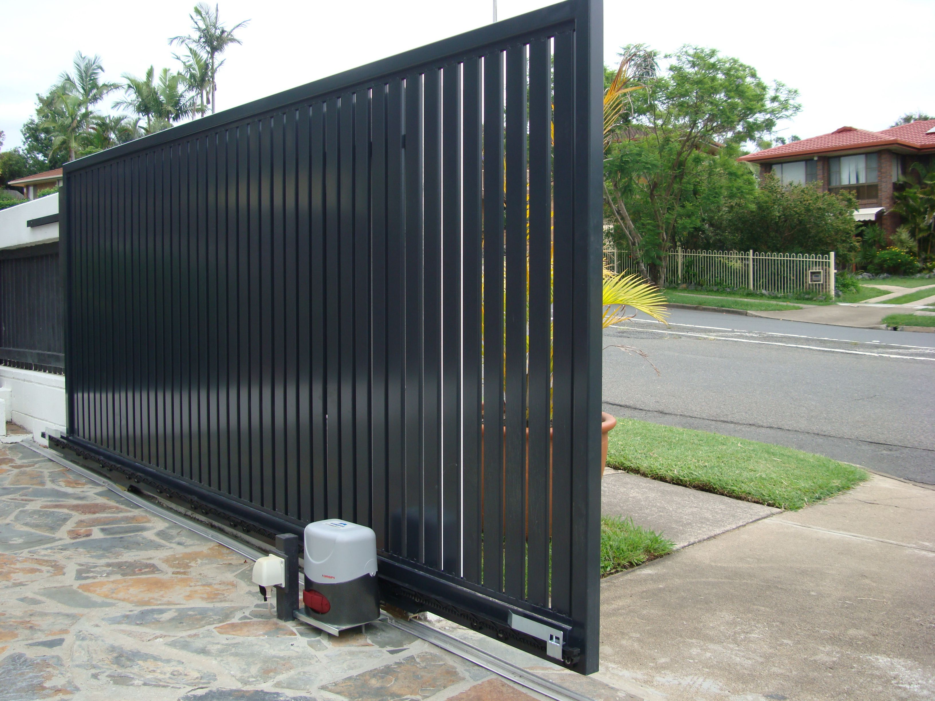 Los Angeles Driveway Gate Service
