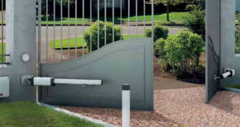 Electric Gate Repair Services in Encino