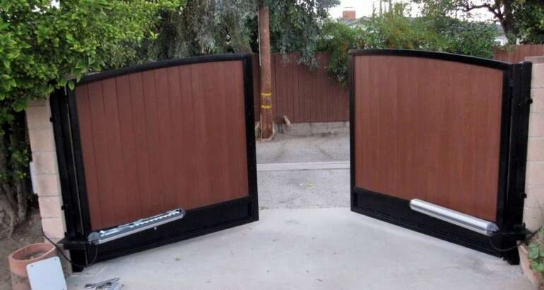 Simi Valley Electric Gate Repairs Services