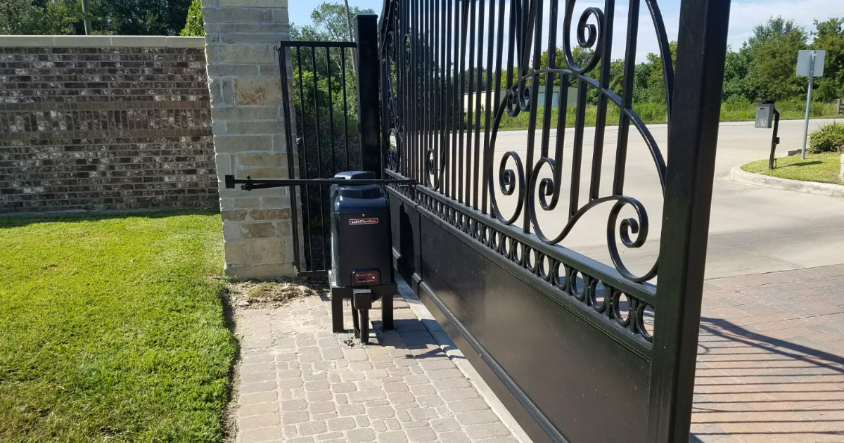 Los Angeles Electric Gate Repairs Service